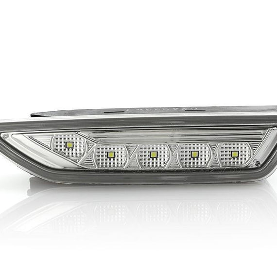 2009-2012 Mercedes SL Class R230 Non-AMG Model LED Clear or Smoke Bumper Side Marker Light