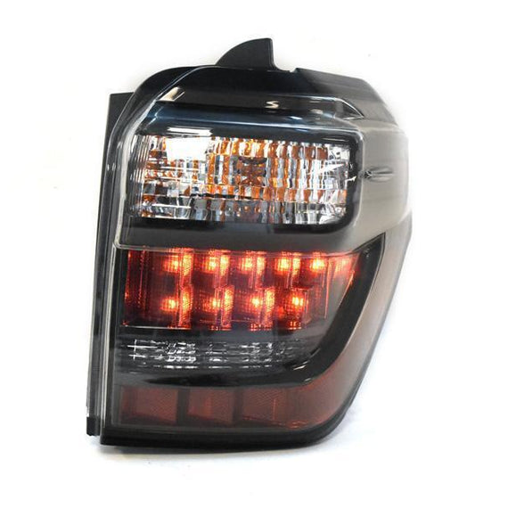 2010-2021 Toyota 4Runner All Black-Out Facelift 2014+ Style LED Tail Lights Made by DEPO