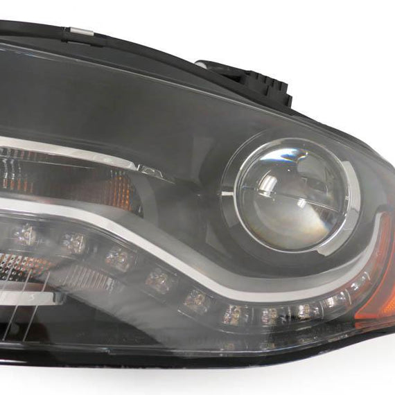 2011-2012 Audi A4 B8 with Factory Xenon Model D1S HID DEPO OEM Replacement LED Headlight