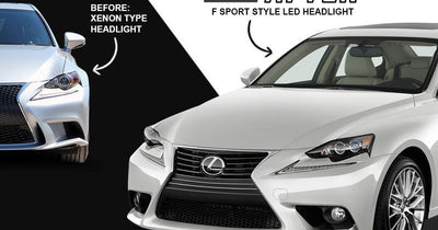 "2014-2016 Lexus IS200t IS250 IS350 DEPO F Sport Style LED Dual Projector Headlight for Xenon HID Models to Upgrade-Lighting-DEPO- Description#matty {padding: 10px;width: 100%;height: auto; background-color: #eeeeee;}#matty p{font-family: Gotham, ""Helvetica Neue"", Helvetica, Arial, ""sans-serif"";font-size: 13px;}#matty h1{font-family: Gotham, ""Helvetica Neue"", Helvetica, Arial, ""sans-serif"";font-size: 18px; color: #CC9900;}#matt {padding: 10px;width: 100%;height: auto; background-color: #ffffff;}#"