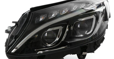 "2015-2018 Mercedes Benz W205 C Class 4D Sedan OEM AMG C63 Style Full LED Headlight For Stock Halogen Model Made by DEPO-Lighting-DEPO- Description #matty {padding: 10px;width: 100%;height: auto; background-color: #eeeeee;}#matty p{font-family: Gotham, ""Helvetica Neue"", Helvetica, Arial, ""sans-serif"";font-size: 13px;}#matty h1{font-family: Gotham, ""Helvetica Neue"", Helvetica, Arial, ""sans-serif"";font-size: 18px; color: #CC9900;}#matt {padding: 10px;width: 100%;height: auto; background-color: #fff"
