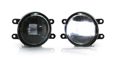 "2016-2019 Toyota Tacoma / 2014-2018 Toyota Tundra Black Housing Plug & Play Projector CREE LED Fog Light Assembly-Lighting-Unique Style Racing- Description#matty {padding: 10px;width: 100%;height: auto; background-color: #eeeeee;}#matty p{font-family: Gotham, ""Helvetica Neue"", Helvetica, Arial, ""sans-serif"";font-size: 13px;}#matty h1{font-family: Gotham, ""Helvetica Neue"", Helvetica, Arial, ""sans-serif"";font-size: 18px; color: #CC9900;}#matt {padding: 10px;width: 100%;height: auto; background-col"