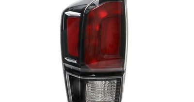 "2016-2021 Toyota Tacoma 2020+ TRD PRO Style Black Out Rear Tail Lights Made by DEPO-Lighting-DEPO- Description #matty {padding: 10px;width: 100%;height: auto; background-color: #eeeeee;}#matty p{font-family: Gotham, ""Helvetica Neue"", Helvetica, Arial, ""sans-serif"";font-size: 13px;}#matty h1{font-family: Gotham, ""Helvetica Neue"", Helvetica, Arial, ""sans-serif"";font-size: 18px; color: #CC9900;}#matt {padding: 10px;width: 100%;height: auto; background-color: #ffffff;}#matt p{font-family: Gotham, ""H"