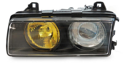 "DEPO 1992-1999 BMW E36 3 Series Yellow High Clear Low Glass Lens Hella Euro Ellipsoid Projector Headlight-Lighting-DEPO- Description #matty {padding: 10px;width: 100%;height: auto; background-color: #eeeeee;}#matty p{font-family: Gotham, ""Helvetica Neue"", Helvetica, Arial, ""sans-serif"";font-size: 13px;}#matty h1{font-family: Gotham, ""Helvetica Neue"", Helvetica, Arial, ""sans-serif"";font-size: 18px; color: #CC9900;}#matt {padding: 10px;width: 100%;height: auto; background-color: #ffffff;}#matt p{f"