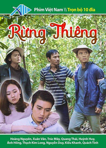 Rung Thieng - Tron Bo 10 DVDs - Phim Mien Nam