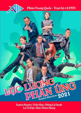 Luc Luong Phan Ung 2021 - Tron Bo 12 DVDs - Long Tieng