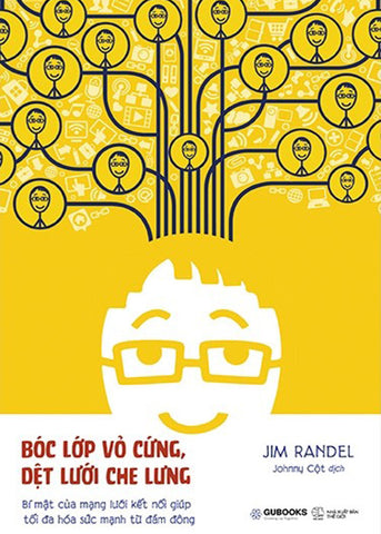 Boc Lop Vo Cung, Det Luoi Che Lung - Tac Gia: Jim Randel - Book