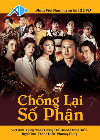 Chong Lai So Phan - Tron Bo 12 DVDs - Long Tieng