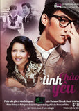 Chao Tinh Yeu - Tron Bo 12 DVDs - Phim Mien Nam