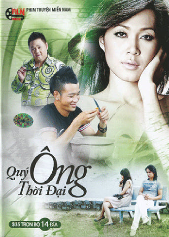 Quy Ong Thoi Dai - Tron Bo 14 DVDs - Phim Mien Nam