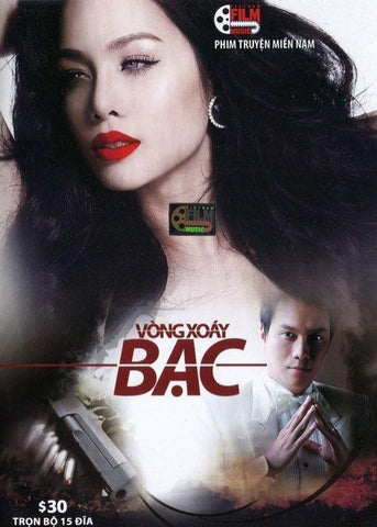 Vong Xoay Bac - Tron Bo 15 DVDs - Phim Mien Nam