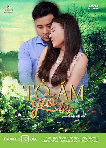 To Am Gio Lua - Tron Bo 12 DVDs - Phim Mien Nam