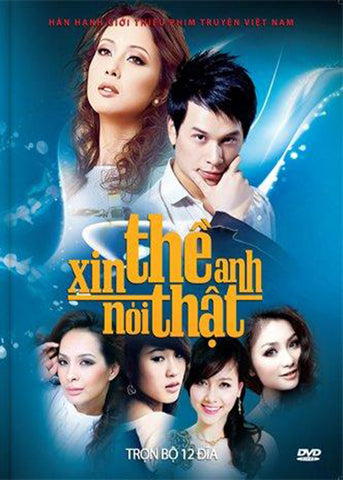 Xin The Anh Noi That - Tron Bo 12 DVDs - Phim Viet Nam
