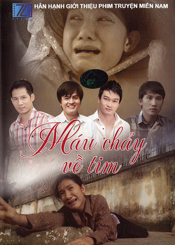 Mau Chay Ve Tim - Tron Bo 16 DVDs - Phim Mien Nam
