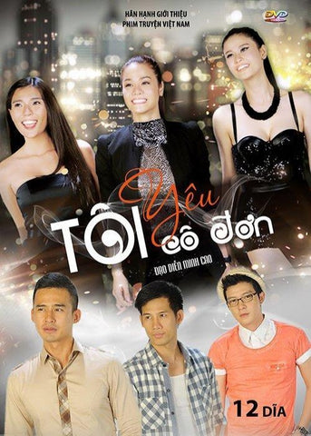Toi Yeu Co Don - Tron Bo 13 DVDs - Phim Mien Nam
