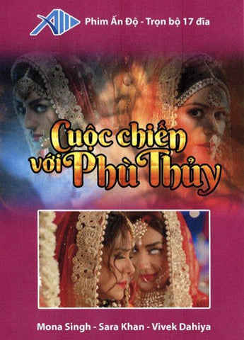 Cuoc Chien Voi Phu Thuy - Tron Bo 17 DVDs - Long Tieng