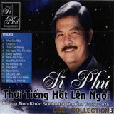 Si Phu - Gold Collection 3 - CD Nhac Vang Truoc 1975