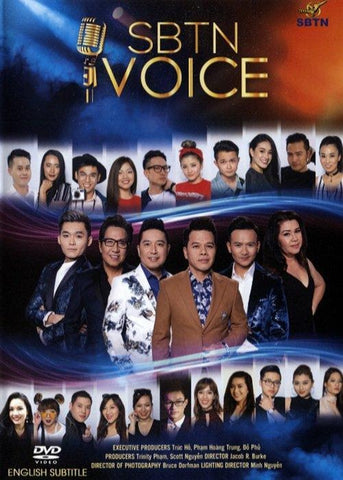 SBTN Voice - Season 1 - 4 DVDs