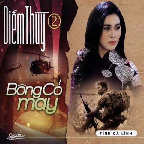 Diem Thuy 2 - Bong Co May - CD