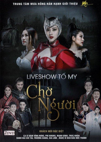 Live Show To My - Cho Nguoi - 2 DVDs