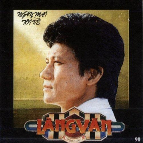 Che Linh - Ngay Mai Toi Ve - CD