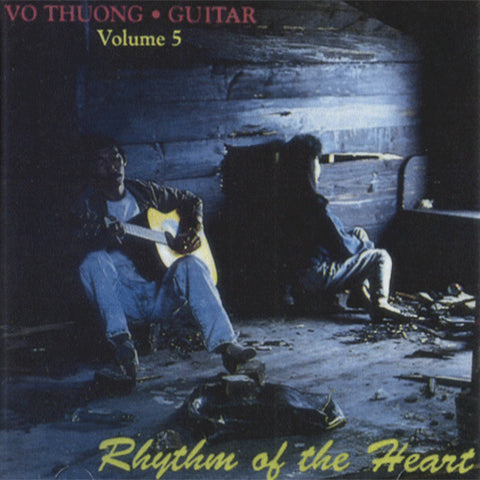 CD Vo Thuong Guitar 5 - Rhythm Of The Heart