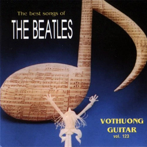 CD Vo Thuong Guitar 123 - The Beatles