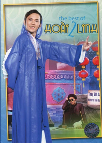 DVD Thuy Nga - The Best Of Hoai Linh 2