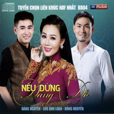 Neu Dung Dang Do - CD