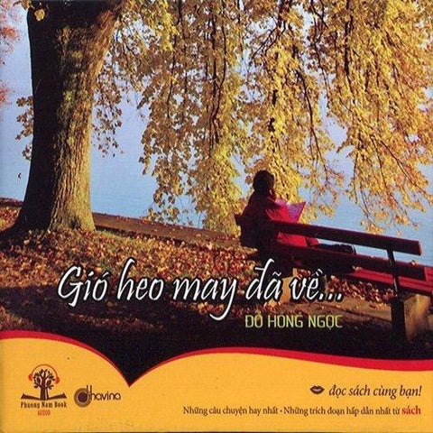 Gio Heo May Da Ve - CD Audio Book