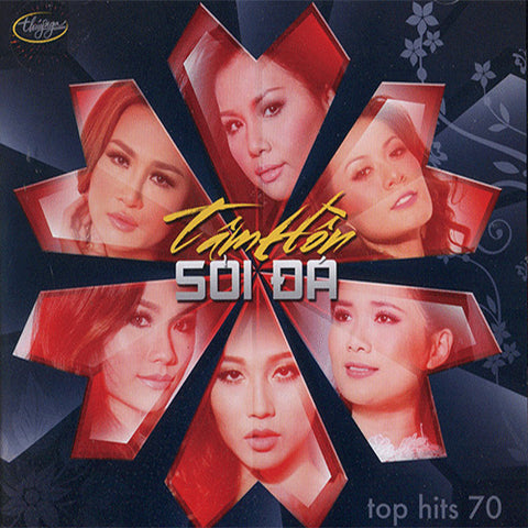 Top Hits 70 - Tam Hon Soi Da - CD Thuy Nga