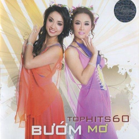 Top Hits 60 - Buom Mo - CD Thuy Nga