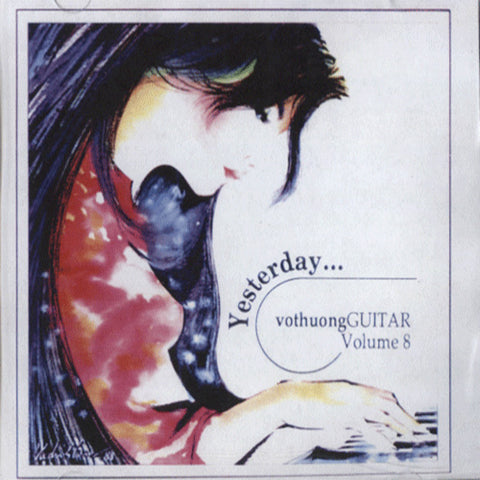 CD Vo Thuong Guitar 8 - Yesterday