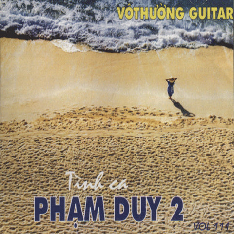 CD Vo Thuong Guitar 111 - Tinh Ca Pham Duy 2