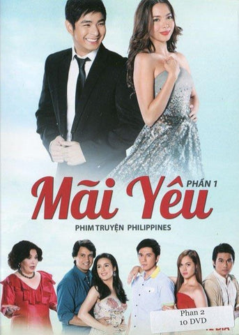 Mai Yeu - Phan 2 END - 10 DVDs - Phim Philippines - Long Tieng