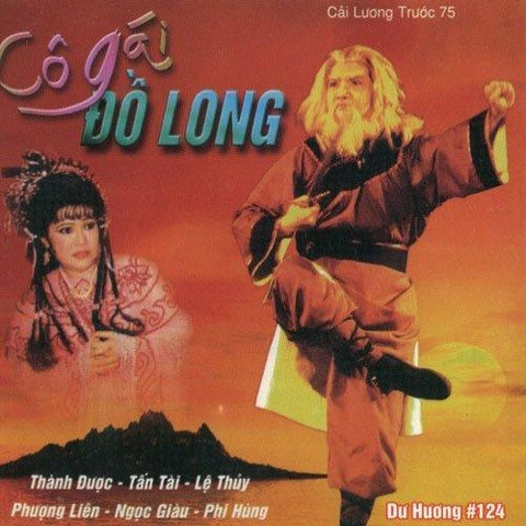 Co Gai Do Long - CD