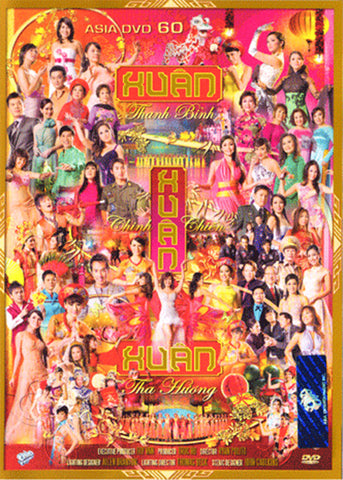 Asia 60 - Xuan Thanh Binh - 2 DVDs