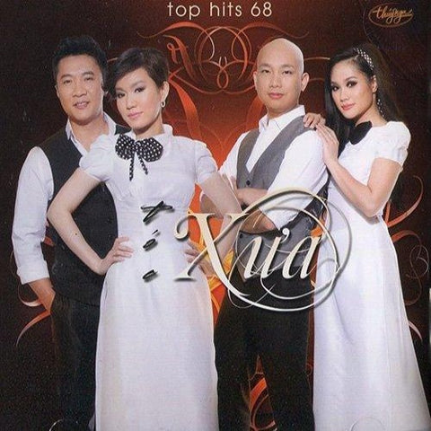 Top Hits 68 - Toc Xua - CD Thuy Nga