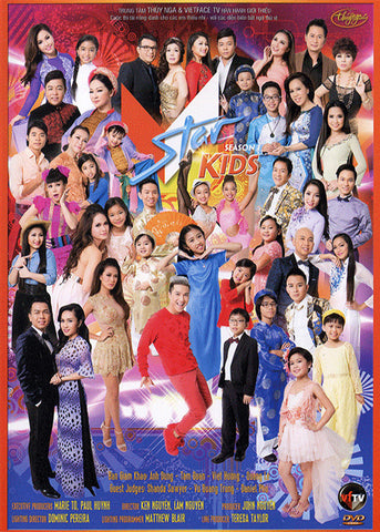 Star Kids - Season 1 - Thuy Nga - 6 DVDs