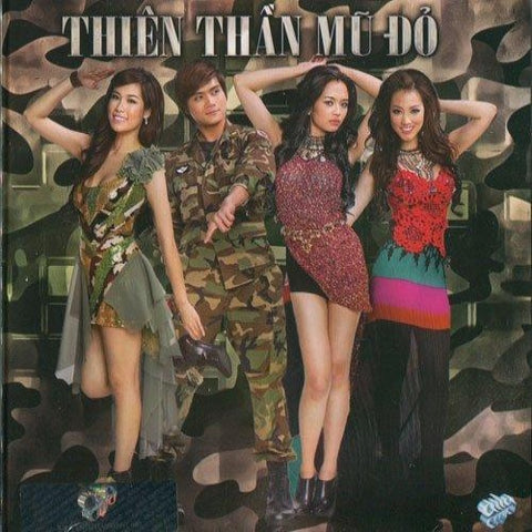 Asia CD - Thien Than Mu Do