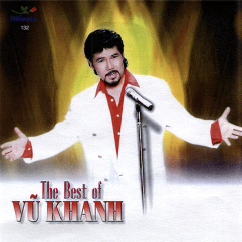 The Best Of Vu Khanh - Phuong Hong - CD