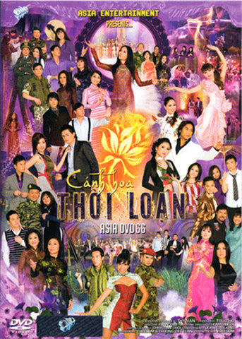 Asia 66 - Canh Hoa Thoi Loan - 2 DVDs