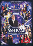 Asia - Anh Bang - Dong Nhac Luu Vong - 2 DVDs Asia