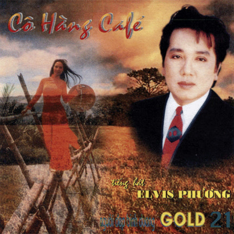 Tieng Hat Elvis Phuong - Co Hang Cafe - CD