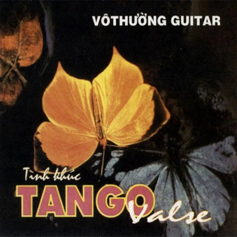 CD Vo Thuong Guitar 130 - Tango Valse