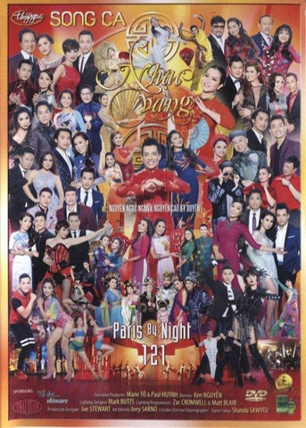 PBN 121 - Song Ca Nhac Vang - 3 DVDs