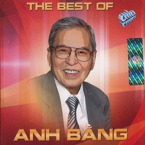 The Best Of Anh Bang - Asia CD