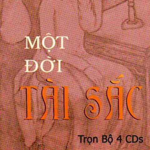 Mot Doi Tai Sac - Ho Bieu Chanh - Tron Bo 4 CDs Audio Book