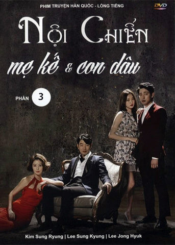 Noi Chien Me Ke & Con Dau - Phan 3 END - Long Tieng