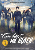 Tam Biet Mr. Black - Tron Bo 12 DVDs ( Phan 1,2 ) Long Tieng